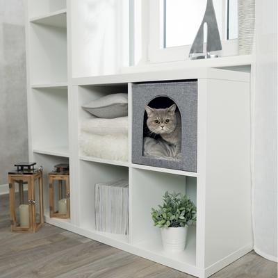 TRIXIE Katzen Kuschelhöhle Ella für Regal Preview Image