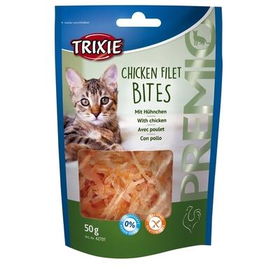 TRIXIE Premio Katzenleckerlis Chicken Filet Bites Preview Image