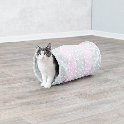 TRIXIE Spieltunnel für Katzen Fleece Preview Image