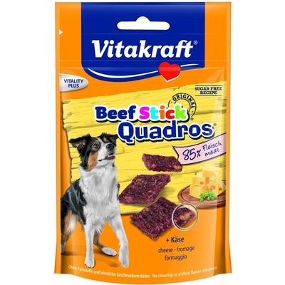 Vitakraft Beef Stick Quadros Käse Preview Image