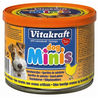 Vitakraft Dog Minis Chicken für Hunde Preview Image
