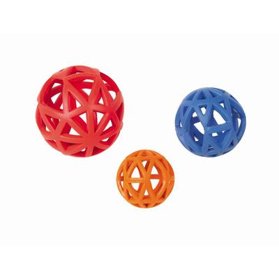 Nobby Vollgummi Gitterball Hundespielzeug Preview Image