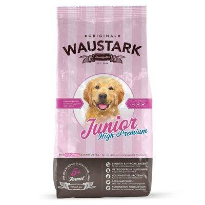 Waustark Junior High Premium Hundefutter Preview Image