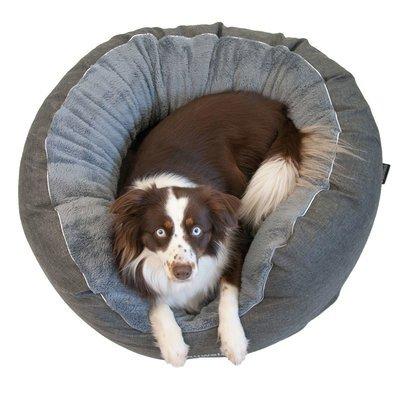 wauweich Das Beruhigende - Hundebett mit Plüsch Preview Image