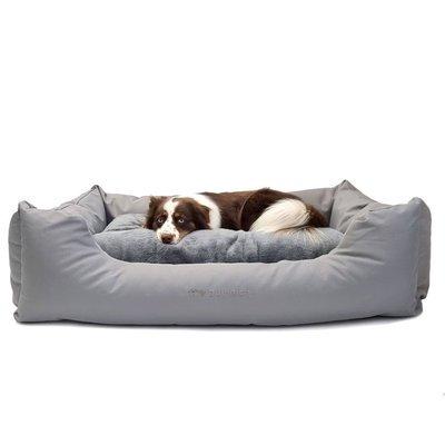 wauweich Das Regulierende - Hundebett mit Wendekissen Preview Image