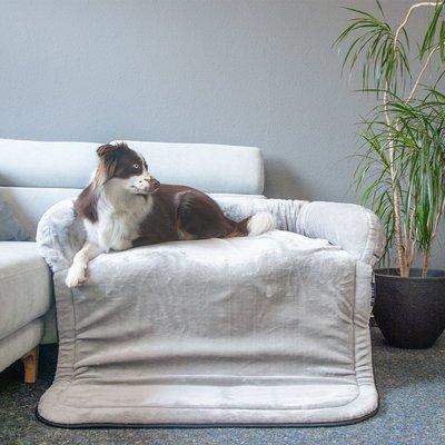 wauweich Sofadecke für Hunde aus Plüsch Preview Image