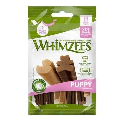 Whimzees Dog Snack Value Bag Puppy Preview Image