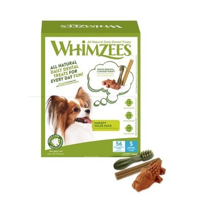 Whimzees Dog Snack Variety Value Box Preview Image