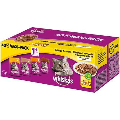 Whiskas Multipack Portionsbeutel Adult Katzenfutter Preview Image