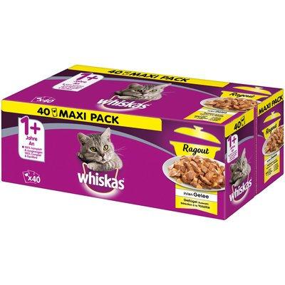 Whiskas Ragout in Gelee Adult Katzenfutter Preview Image