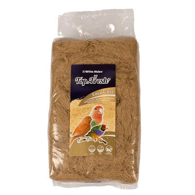 Witte Molen Top Fresh Kokosfaser Nistmaterial Preview Image