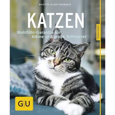 GU Verlag Ratgeber Wohlfühlen für Katzen Preview Image