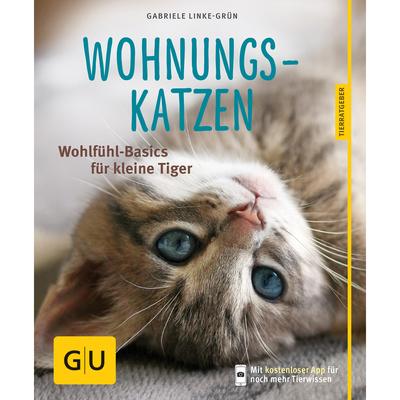 GU Verlag Wohnungskatzen- Wohlfühlbasics Preview Image