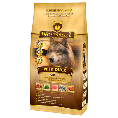 Wolfsblut Wild Duck Hundefutter Preview Image