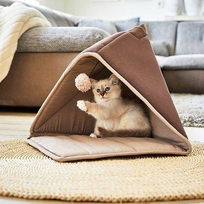 Wolters Eco-Well Katzen Spielzelt Kuschelzelt Preview Image