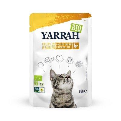 Yarrah Bio Cat Filets Katzenfutter Preview Image