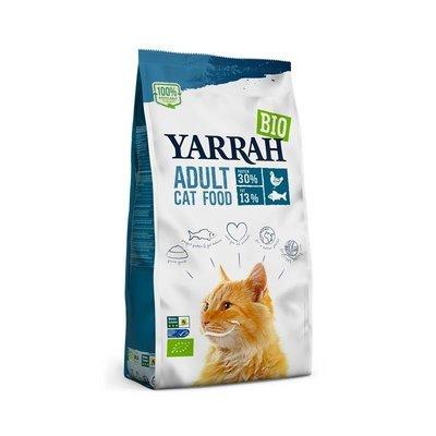 Yarrah Bio Katzenfutter Adult Huhn & Fisch Preview Image