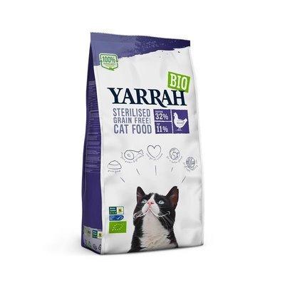 Yarrah Bio Katzenfutter Getreidefrei für sterilisierte Katzen Preview Image