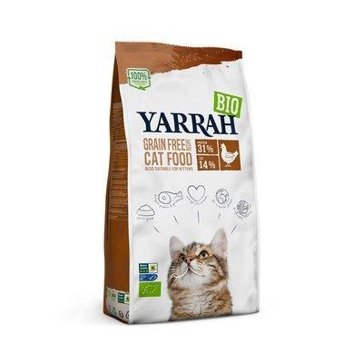 Yarrah Bio Katzenfutter getreidefrei Huhn & Fisch Preview Image