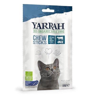 Yarrah getreidefrei Bio-Kaustangen für Katzen Preview Image