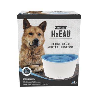 Zeus H2EAU Trinkbrunnen für Hunde 6L Preview Image