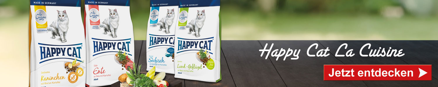 Happy Cat La Cuisine Katzenfutter