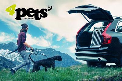 4pets Hundeboxen aus der Schweiz