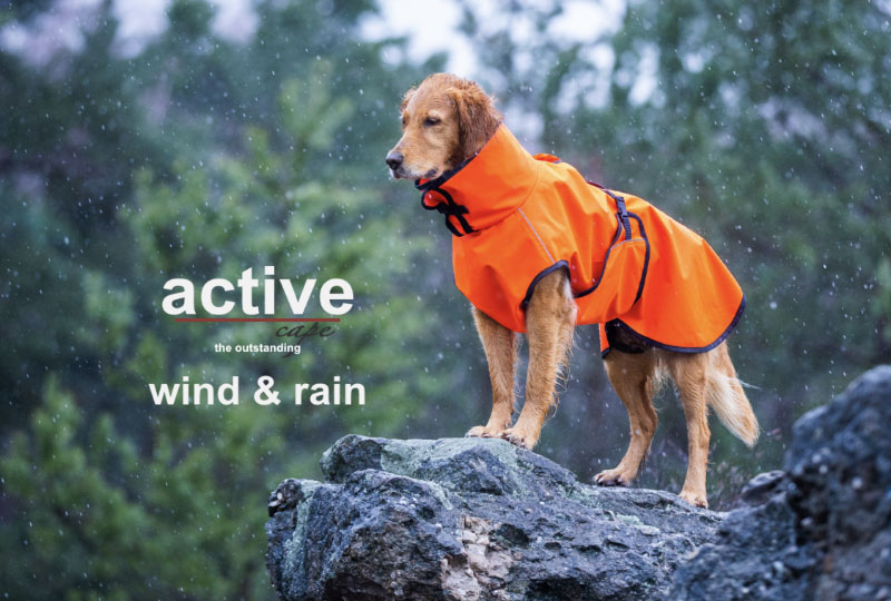 Hundemäntel und Capes von actionfactory