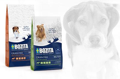 Bozita getreidefreies Hundefutter