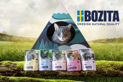 Bozita Katzenfutter aus Schweden