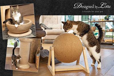 Designed by Lotte Katzenmöbel