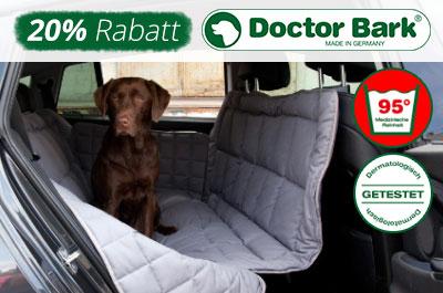 Doctor Bark Hundeliegeflächen