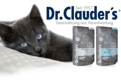 Dr. Clauders Katzenfutter