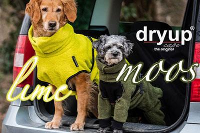 dryup Cape Hundebademäntel