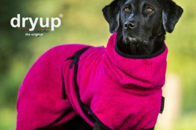 dryup Hundebademantel