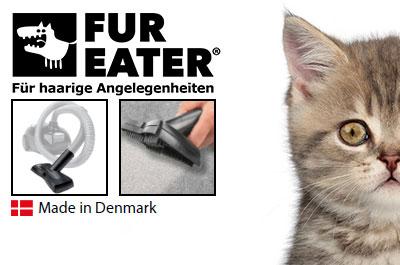 FurEater Tierhaarentferner fürs Auto und Zuhause