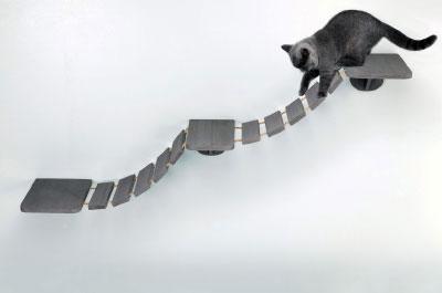 Kletterwände für Katzen