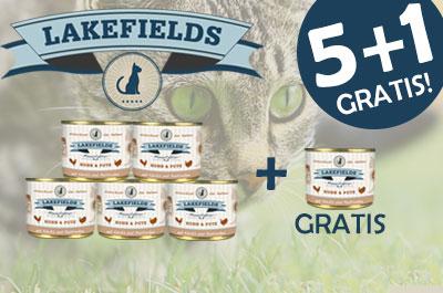 Lakefields 5+1 AKTION