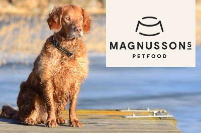 Magnusson ofengebackenes Hundefutter