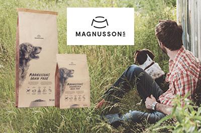 Magnusson Hundefutter