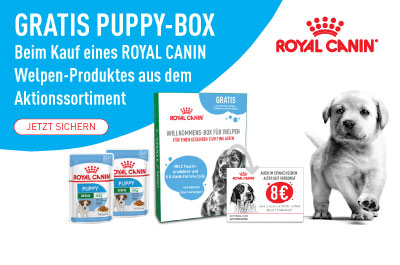 Royal Canin Puppy-Aktion