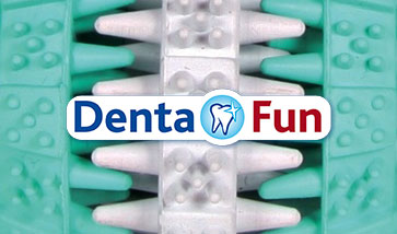 Trixie Denta Fun Zahnpflege Hundespielzeug