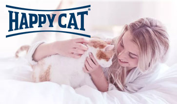 Happy Cat Katzenfutter Online Shop
