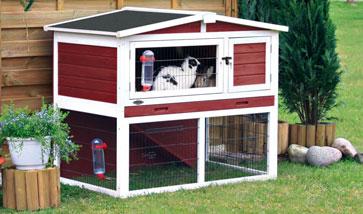 Kleintierställe Kaninchenställe günstig