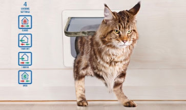 Katzentüren Katzenklappen Shop