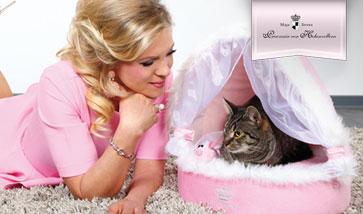 Maja Prinzessin von Hohenzollern Katzen Kollektion