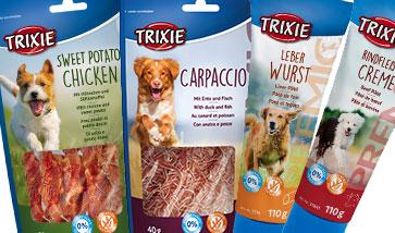 Trixie Hundesnacks und Hunde Leckerlis