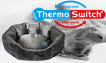 ThermoSwitch Hundebetten