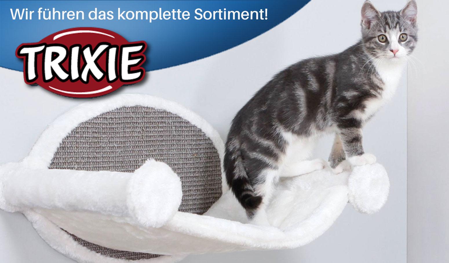 Trixie Katzenzubehör Katzenshop