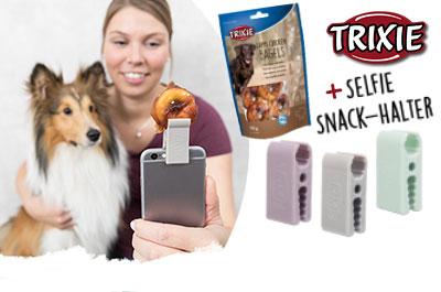 Bagels + Selfie Snack-Halter GRATIS